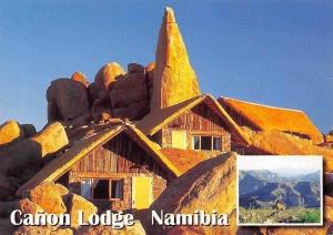 Namibia Canon Lodge Gondwana Canon Park