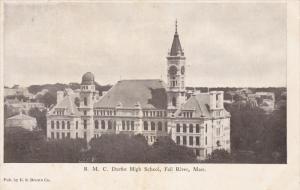 FALL RIVER, Massachusetts, 1900-1910's; B.M.C. Durfee High School