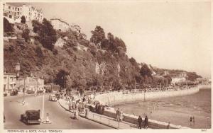 Promenade & Rock Walk, Torquay (Devon), England, UK, 1900-1910s