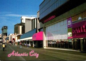 New Jersey Atlantic City On The Boardwalk