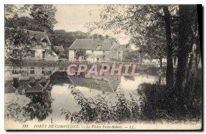 Postcard Old Forest of Compiegne Le Vivier Robert Frere