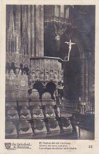 RP; La Catedral de Barcelon, Cataluna, Spain, 10-20s