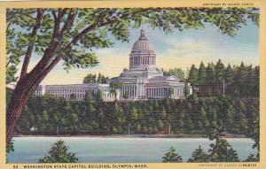 Washington State Capitol Building Olympia Washington