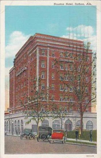 Alabama Dothan Houston Hotel