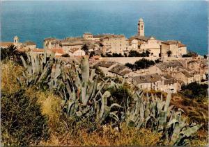 Bastia Corsica Corse France 1970 Vintage Postcard D46