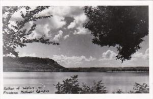 Minnesota Lake City Father Of Waters Frontenac Methodist Camps 1961 Real Photo