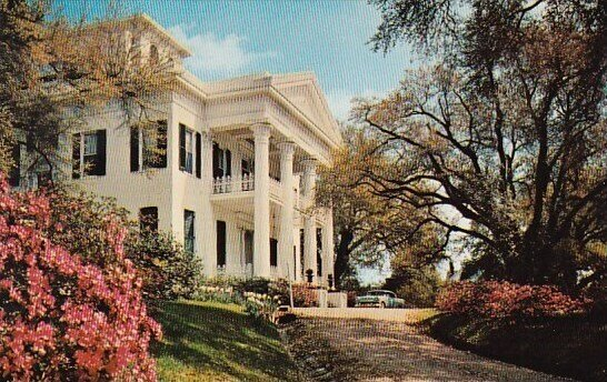 Staton Hall Natchez Mississippi