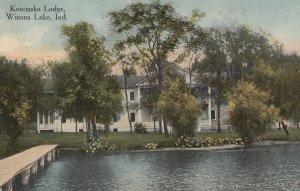 WINONA LAKE , Indiana , 00-10s ; Kosciusko Lodge
