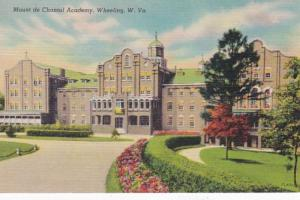 West Virginia Wheeling Mount de Chantal Academy