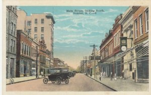 SUMTER , South Carolina, 1900-10s ; Main Street, looking South, Store Fronts