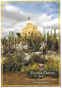 US  unused.  Tovrea Castle. Phoenix, Arizona.