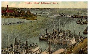 Connecticut Bridgeport  Harbor View