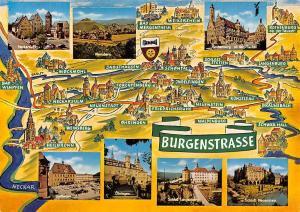 Burgenstrasse multiviews Weinsberg Rothenburg ob der Tauber Heilbronn Schloss