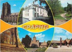 Modern Postcards Groeten uit Holland Oosterhout