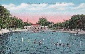 Swimming Pool Gage Park Topeka Kansas