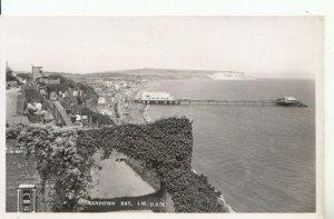 Isle of Wight Postcard - Sandown Bay - Ref 10921A
