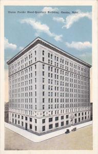 Nebraska Omaha Union Pacific Headquarters Building