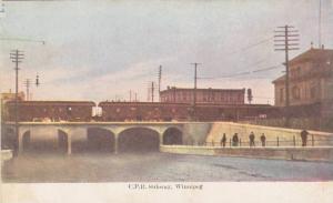 C.P.R.Subway, Winnipeg, Canada,00-10s