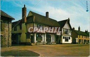 Modern Postcard The Bull Inn Long Melford