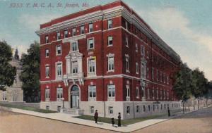 Missouri St Joseph Y M C A Building