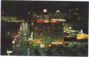 Hoyt Hotel 614 N.W. Hoyt St. Portland Oregon OR