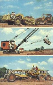 National School of Heavy Equipment Operation Charlotte NC Unused