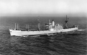SS Bencleuch Ben Line Ship Unused