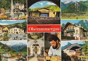 Germany Oberammergau Multi View