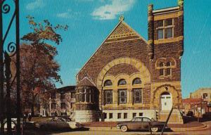 Illinois Charleston First Christian Church