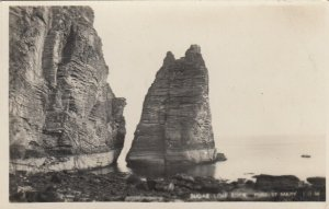 RP: PORT ST. MARY, Isle of Man, 1900-10s; Sugar Loaf Rock