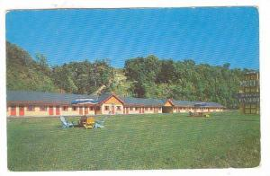 Motel De Chatillon, Cap Sante, Quebec,  Canada, 40-60s