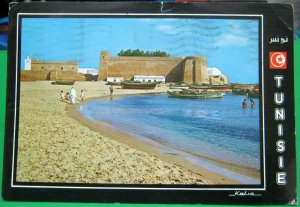 Tunisia Hammamet - posted 1989