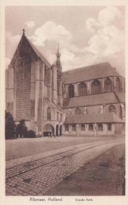 Groote Kerk, Alkmaar (North Holland), Netherlands, 1910-1920s