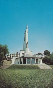 Le Centre Marial Canadien, Nicolet, Quebec, Canada, 1940-1960s