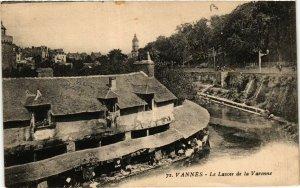 CPA VANNES - Le Lavoir de la Varenne (431295)