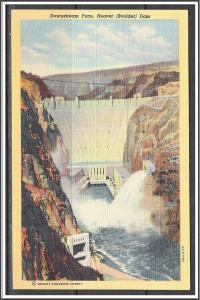 Nevada Boulder Dam - [NV-002]