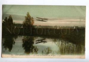 205204 AVIATION Wright airplane pilot Lambert LL #88 old