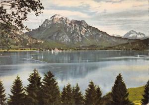 BT14252 Forggensee im allgau mit Sauling und Thaneller       Austria