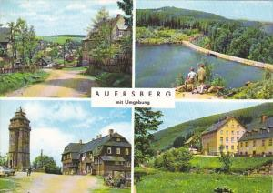 Germany Auersberg mit Umgebung Multi View