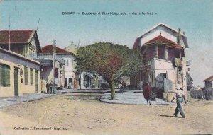 Senegal Dakar Rue des Esserts 1917