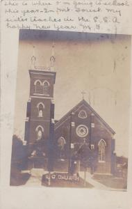 RP: Roman Catholic Church , Mt Forest , Ontario , Canada , PU-1906