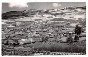 La Chosa Ecuador, Republica del Ecuador Vivienda lipica de los indios La Chos...
