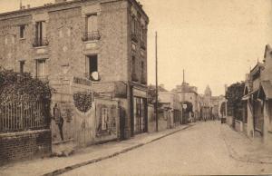 CPA Ermont - Rue d'Eaubonne (107702)