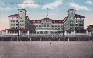 New Jersey Atlantic City City Hotel Chelsea 1917