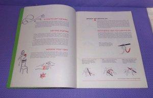 Vtg Vintage 1968 Teach Yourself To Knit Book Magazine Boye Needle Co.