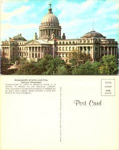State Capitol, Jackson, Mississippi