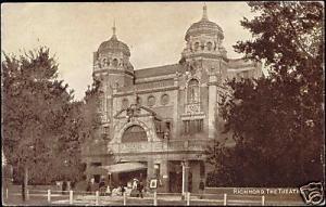 london, RICHMOND, Theatre and Opera House (1913)