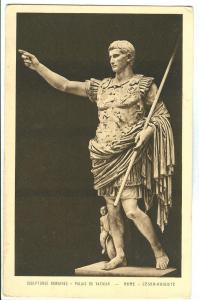 Italy, Rome, Cesar-Auguste, unused Postcard