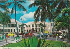 Bahamas Nassau Rawson Square