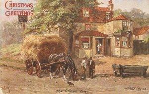 Harry Payne. The Village Inn Tuck Oiette Village Life Ser. PC # 9452